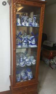 display cabinet(solid wood)