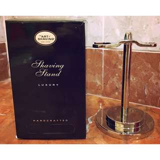 Brand New Shaving Stand (Stainless Steel)