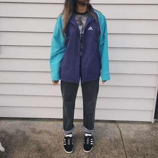 Adidas Colour Block Jacket
