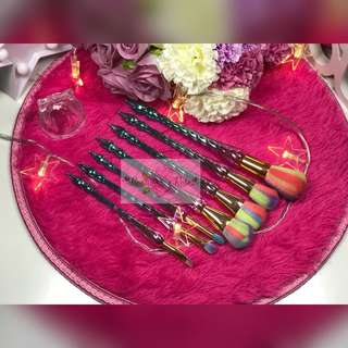 🚚 Gradient Wand Brush Set
