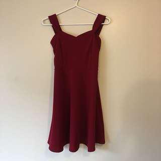 BN Off the shoulder dress