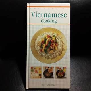 Book: The Book of Vietnamese Cooking