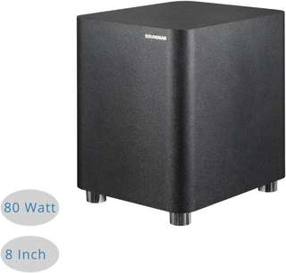 MEGACRA Wired Sub woofer Speaker