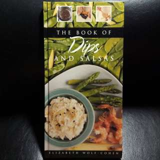 Book: The Book of Dips and Salsas