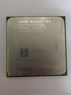 AMD Althlon Processor 3000+ Plus a free Board Asus A8N Sli Se