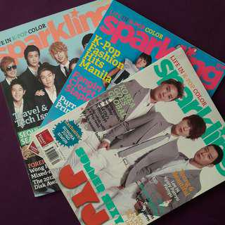 BUNDLE • SPARKLING Magazines