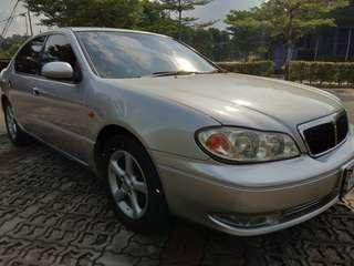 Nissan cefiro 3.0 v6 2003