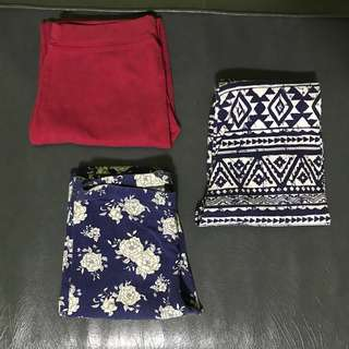 FOREVER21 Leggings Bundle