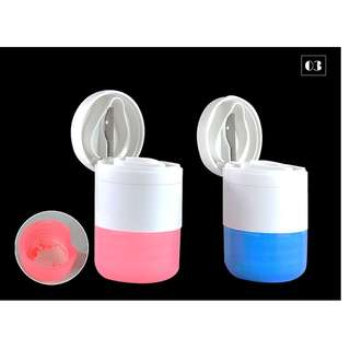 Cut n Crush Pill Cutter 03 - Free Magic Cleaning Sponge