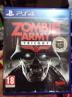 Zombie Army Trilogy (Used)