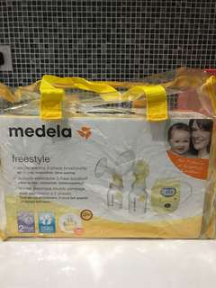 Medela Freestyle double pump