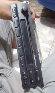 CD Tape Professional BMW E46 head unit bisa AUX
