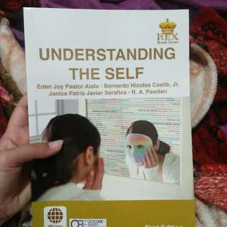 UNDERSTANDING THE SELF BOOK