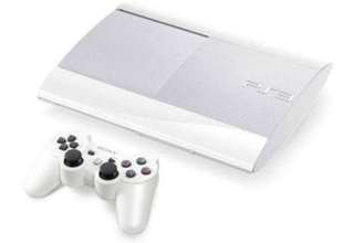 PS3 SLIM WHITE 250GB