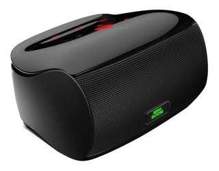 BASS!!  MightyROCk Bluetooth Speaker!