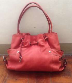 Fossil Hobo Bag ~ authentic and free shipping