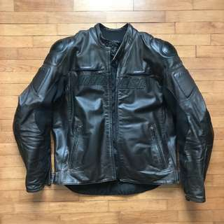 DAINESE PERFORATED LEATHER JACKET