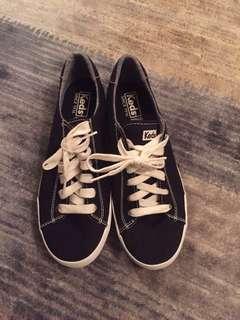 REDUCED Keds BRAND NEW black size 9