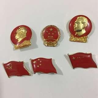 紀念毛澤東主席誕辰一百周年 包郵寄出 @$88