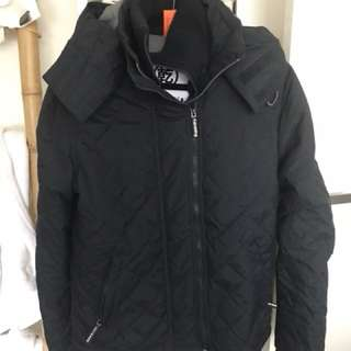 Superdry Jacket BNWT (Purchased in America)