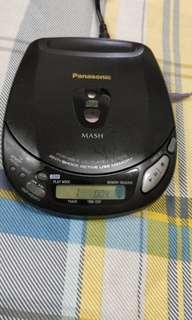 Panasonic SL-S370独有MASH解碼技術CD播放機