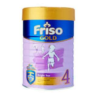 Brand New SG Source Friso 4, 1.8kg