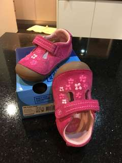 Stride Rite girl shoes