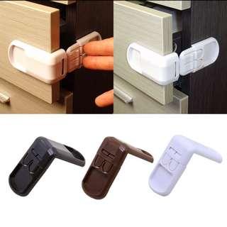 Children's Safety Lock door drawer