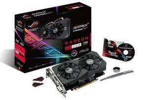 Asus ROG Strix Rx 460 best price