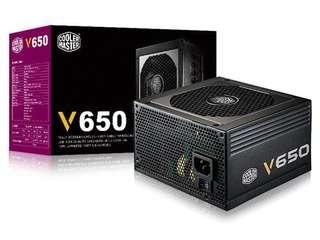 Cooler Master V650 Power Supply 5 years Warranty