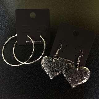 耳環 Earrings