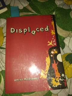 Displaced book