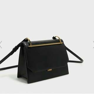 Authentic Charles & Keith 2way bag