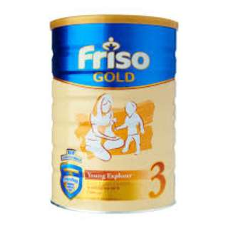 SG Source Friso 3 1.8KG Brand New