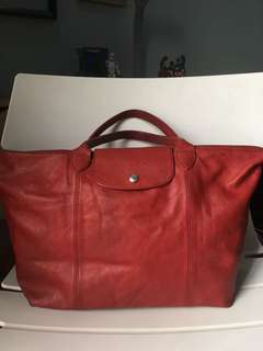 Longchamp Le Cuir Medium
