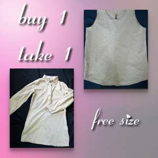 Buy1Take1: REPRICED NOW 200
