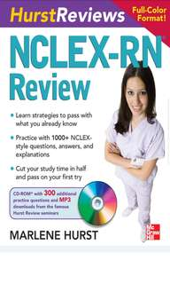 Hurst NCLEX-RN Review – 1st edition