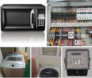 Lighting and wiring repair appliances
