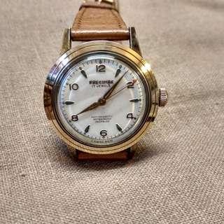 40年代古董金錶