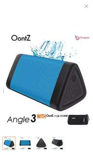 Oontz Angle 3 W/ oontz angle 3 case