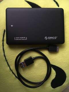 WD 640GB External Hard Drive 3.0 (HDD)