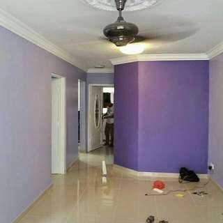Tukang cat renovation and plumbing 0173880443