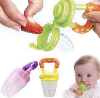 Silicon Baby Feeder