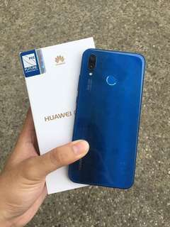 HUAWEI P20 LITE (aka NOVA 3E) COMPLETE UNUSED ACCESSORIES