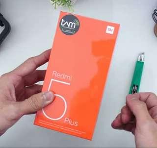 Xiaomi Redmi 5 Plus Bisa Kredit