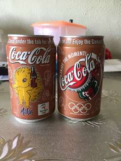 Limited edition for coco cola can