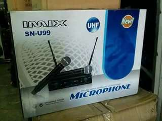 Personalized and Costumized Wireless Microphone