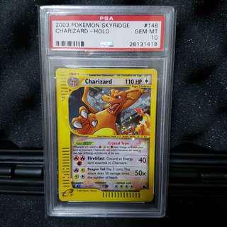 Pokemon Skyridge Charizard