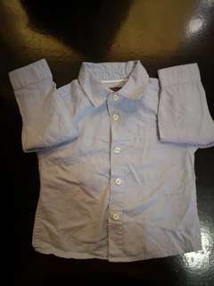 Zara Baby Boy Polo Shirt