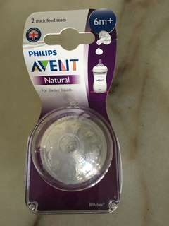 Avent Natural Thick Feed